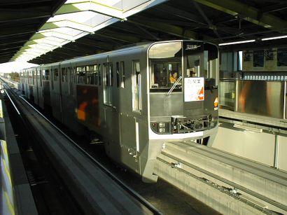 開業2日目の多摩都市モノレールに乗って【ひとり汽車旅・のりものの旅】